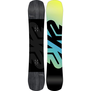 K2 Snowboards Afterblack Snowboard - Wide