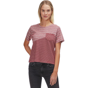 United by Blue Mixed Stripe Short-Sleeve T-Shirt - Women's