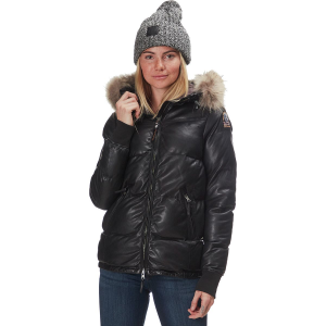 Parajumpers Scarlet Leather Jacket - Women's