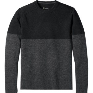 Smartwool Sparwood Colorblock Crew Sweater - Men's