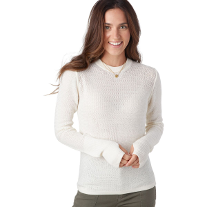 Basin and Range Sheer Crew Sweater - Women's
