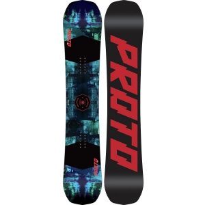 Never Summer Proto Type Two X Snowboard - Wide