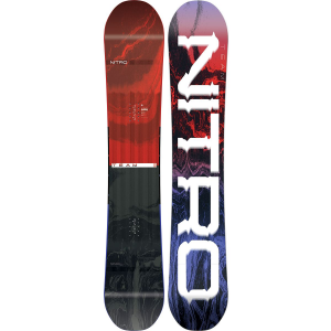 Nitro Team Snowboard - Men's