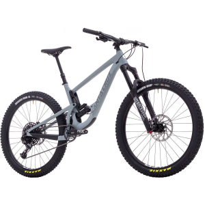 Santa Cruz Bicycles Bronson 27.5+ R Complete Mountain Bike