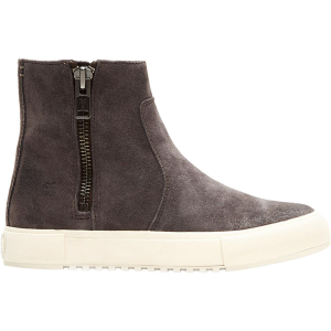 Frye Gia Lug Shearling Double Zip Boot - Women's