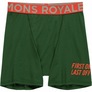 Mons Royale Hold 'Em Boxer Brief - Men's