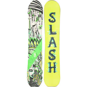 Slash Narwal Straight Snowboard - Wide