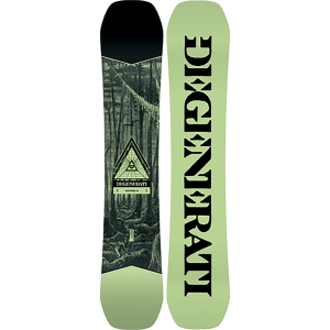 Degenerati MODEL NO.2 Snowboard - Men's