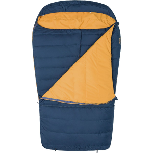Marmot Zuma Double Wide 35 Sleeping Bag: 35 Degree Synthetic
