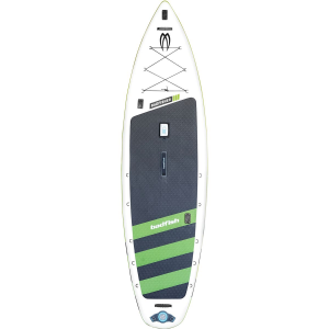 Badfish Badfisher Inflatable Stand-Up Paddleboard