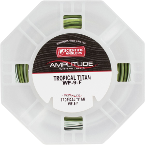 Scientific Anglers Amplitude Tropical Titan Long Fly Line
