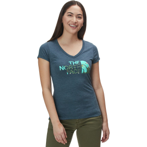 The North Face Half Dome V-Neck Tri-Blend T-Shirt - Women's