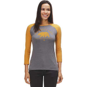 The North Face Heritage 3/4 Baseball Tri-Blend T-Shirt - Women's