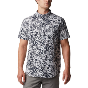 Columbia Rapid Rivers Printed Short-Sleeve Shirt - Men's