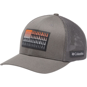 Columbia Mesh Tree Flag Trucker Hat