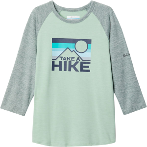 Columbia Outdoor Elements 3/4-Sleeve Shirt - Girls'