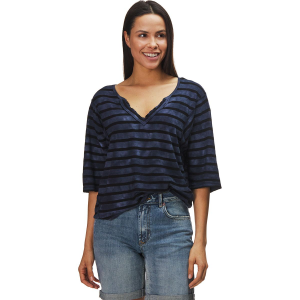 Free People Head In The Clouds Stripe Shirt - Women's