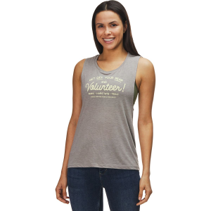 Parks Project Get Off Your Rear And Volunteer Sleeveless Shirt - Women's