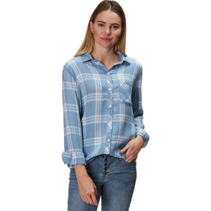 Rails Hunter Marine White Shirt - Women's