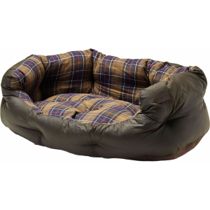 Barbour Wax/Cotton Dog Bed