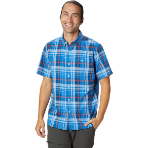 Mountain Hardwear Minorca Short-Sleeve Shirt - Men's