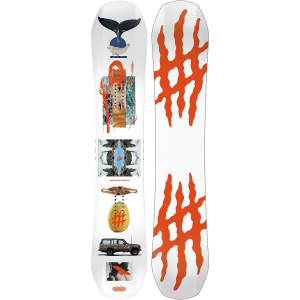 Lobster The Stomper Snowboard - Wide