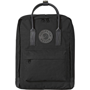 Fjallraven Kanken No.2 Black Mini Backpack - Kids'