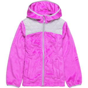 Stoic Hooded Fleece Jacket - Girls'