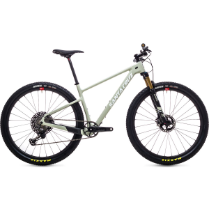 Santa Cruz Bicycles Highball Carbon CC XTR Reserve Complete Mountain Bike