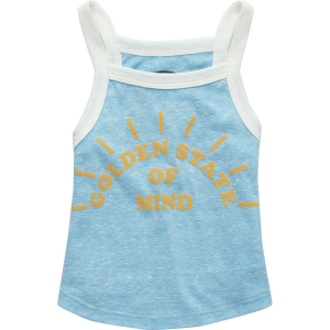 Tiny Whales Racerback Tank Top - Toddler Girls'