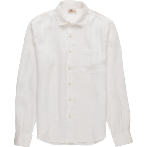 Faherty Linen Shirt - Men's