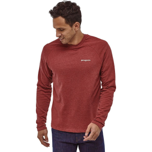 Patagonia Line Logo Ridge Lightweight Crew Sweatshirt - Men's