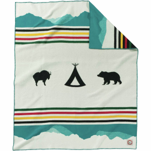 Pendleton Crown Of The Continent Blanket