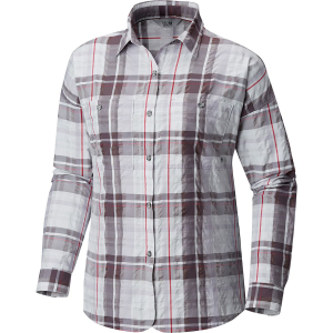 Mountain Hardwear Canyon VNT Long-Sleeve Shirt - Women's