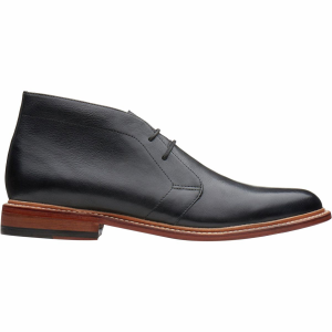 Clarks No.16 Soft Leather Mid Boot - Men's