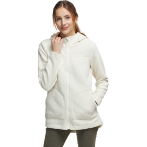 Columbia Canyon Point Sherpa Full-Zip Hoodie - Women's