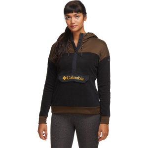 Columbia Exploration Fleece Anorak Jacket - Women's