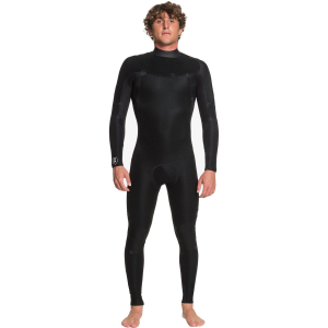 Quiksilver 4/3 Syncro Chest-Zip GBS Wetsuit - Men's
