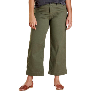 Toad&Co Earthworks Wide Leg Pant - Women's