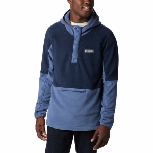 Columbia Basin Trail 1/2-Snap Fleece Hoodie - Men's