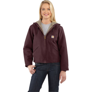 Carhartt Sandstone Sierra Hooded Jacket - Women's