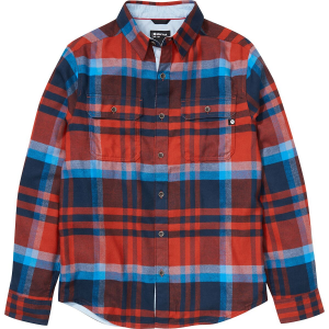 Marmot Del Norte Midweight Flannel Long-Sleeve Shirt - Men's