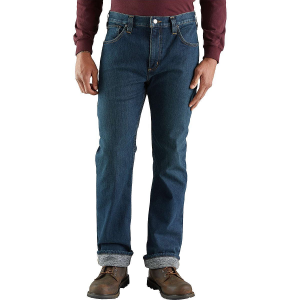 Carhartt Rugged Flex Knit-Lined Relaxed-Fit Straight Jean - Men's