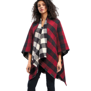 Pendleton Reversible Wool Wrap - Women's