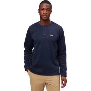 Patagonia Better Sweater Henley Pullover Top - Men's