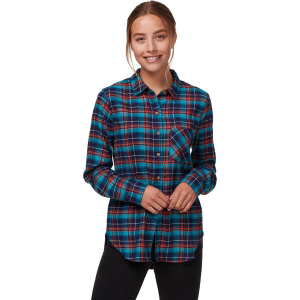 Marmot Maggie Midweight Flannel Long-Sleeve Shirt - Women's