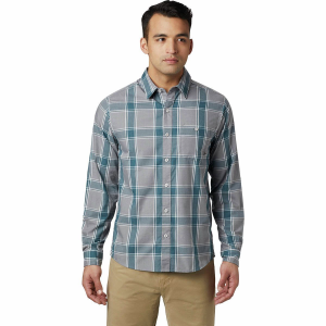 Mountain Hardwear Rogers Pass Long-Sleeve Shirt - Men's