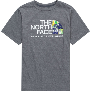 The North Face Recycled Materials Short-Sleeve T-Shirt - Boys'