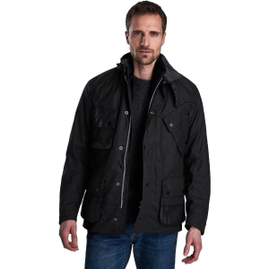 Barbour Icons International Wax Jacket - Men's