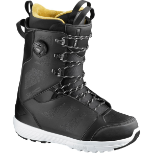 Salomon Launch Lace Str8jkt Boa Snowboard Boot - Men's